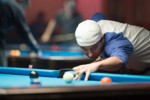 Justin Hall New Heights for Space City Open